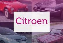 Citroen / Creative and bold, Citroen cars have always challenged expectations, and continue to do so today.