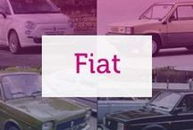 Fiat / Famous for their small, quirky cars, Fiat continue to prosper in the motoring industry with every new release.