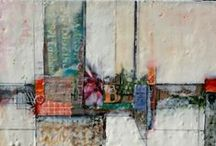 Art - Encaustic, Bees and Cold Wax / by Judy McKay