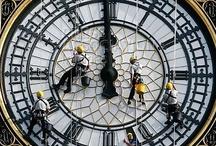 Home - Clocks / by Judy McKay