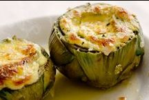 Easy Artichoke Recipes / Amazing artichokes. Artichoke recipes and artichoke cooking tips.