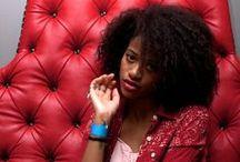 curly hair envy / by TaNeesha Johnson