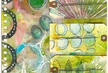 Art - Collage and Art Journals 3 / See also  Art - Collage and Art Journal 1 and 2 Mix media ALL IMAGES ARE SUBJECT TO COPYRIGHT LIMITATIONS BY THE ORIGINAL OWNERS. Click on the links for more information.