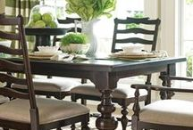 Paula Deen Home / Paula Deen's philosophy...treat your family like company and treat your company like family has inspired this whole line of furniture.