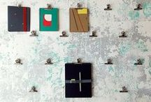 wall + / Frame art display on the wall decor / by Narth