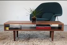 New modern: Eastvold / Check out Eastvold furniture at mid2mod.com / by Dana Perez