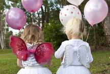 Woodlands Fairy Theme / From the Paper Eskimo collection of children's party themes.