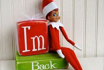 Elf on the Shelf / by Stacey Brink