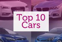 Top Ten Cars 2013 / Take a look at the top 10 cars our customers were looking to purchase over the last year - repin if you own or want one!