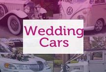 Wedding Cars / Beautiful wedding cars to make sure you turn up in style.