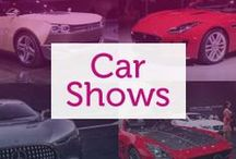Motoring Shows / The best and brightest from motoring shows around the world.