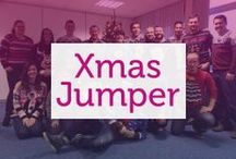 #XmasJumperDay / We're supporting the charity Save The Children @savethechildren @savethechildrenuk by holding an #XmasJumperDay - The ugliest jumper wins! Winner to be announced!