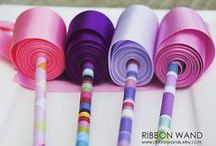 Craft Room Ideas - Ribbon