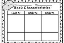 3rd grade rock composition / by Teresa Merckle