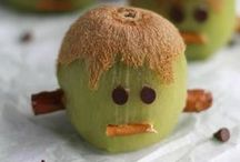 BOO! Healthy Halloween / Noom-approved recipes that adults and kids will love! / by Noom