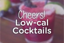 Cheers! Low-Cal Cocktails / by Noom