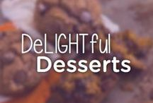 Drool-Worthy Holiday Desserts, Slimmed-Down / Healthy Holiday Desserts - YUM! #noomsgiving / by Noom