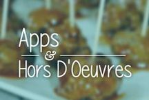 Appetizers to Get the Party Started / #Noomsgiving Healthy Appetizer Recipes