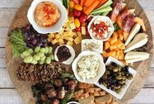 Appetizers from The Organic Kitchen / The Organic Kitchen shares Healthy Delicious and Amazing Appetizer and Dips Recipes.  Fancy but Simple Ideas to Impress your Crowd!!!