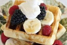 Breakfast Recipes from The Organic Kitchen / Look here for the most Important Meal of the Day!!! Healthy, Easy and Filling Breakfast Ideas from The Organic Kitchen. Waffles, Pancakes, Eggs, Casseroles, Pastries, Sausage, Bacon!!!!