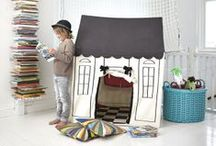 & little room / kids room boys room girl's room nursery baby room  / by Narth