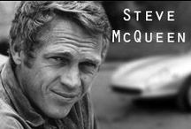 Steve McQueen - Icon of Motoring / Legendary actor Steve McQueen is almost as famous for his love of cars and bikes as he is for his skills in front of the camera. An icon on and off screen, McQueen turned a troubled childhood into becoming the highest paid movie star of his time.  Find out more about the man behind the legend in our profile, see his collection of classic cars, and how he went from hoodlum to superstar.  #mcqueen #actor #car #icon #motoring #legend