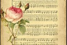 Art - Vintage Music / Vintage Sheet Music