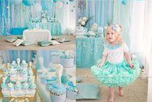 Mermaid Princess & Under the Sea Parties