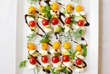 Appetizers, Charcuterie, Platters / Delicious Appetizers for your Party! Simple Platters, Ideas for Charcuterie Board, Dips, Vegetable Trays, Healthy Finger Foods, Pinwheels and more!!!!