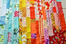 Quilts / Quilt Ideas for Colors and Patterns