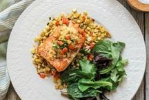 Paleo Recipes / Healthy Delicious Paleo Breakfast, Snack, Lunch and Dinner Recipes!!!! Ideas including but not limited to Beef, Chicken, Fish, Vegetables, and even Quick Desserts.