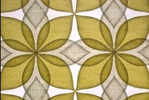 Textiles ~ Wallcoverings ~ Rugs ~ Patterns / by Molly Kunselman