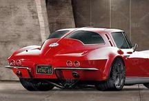 Corvette / All about the corvette.