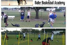 Basketball Speed & Agility Training / Basketball Speed & Agility Training http://BallerIAm.com In basketball and sports in general conditioning, strength training and advance skills are not good enough anymore. Cross, Speed & Agility Training are a must to gain the extra edge.  Plyometrics, Resistance, Cross Training, Lateral KG3, Speed Insight, Lateral Complex, Quick Agility, Speed Recovery, Burst, Hand Eye, Endurance, Confidence, Speed Handles, Movement IQ …… Over 500   Get Fast - Get Quick - Get Agile