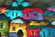 Art:  Inspiration... 1 / by Lisa Simmons