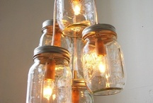 DIY Projects for Canning Jars. / Tons of fun uses for canning jars!