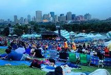Folk Fest #efmf2015 / The Edmonton Folk Music Festival runs Aug. 7-10, 2014 in beautiful downtown Gallagher Park. The festival takes place  each year in the second weekend in August. #efmf2013 #yegmusic
