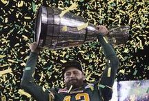 Edmonton Eskimos / by Edmonton Journal