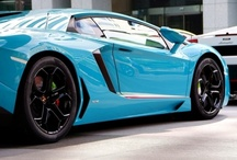 Exotic Cars / by Kevin Walling