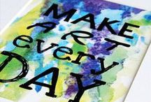 Art:  Quotes / by Lisa Simmons