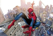 The Amazing Spider-Man / by Launchpad McQuack