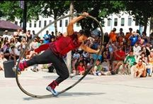 Street Performers Festival / If you are planning to snap a few photos at the Street Performers Festival, upload your favourites to Instagram and hashtag it with #ejstreetfest. Then, follow us on Instagram (our handle is @ edmontonjournal). We will feature the photos on this board.