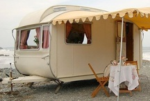 ~ cool retro campers ~