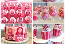 p a r t y : b a b u s h k a / matryoshka : nesting dolls : nest of dolls : russian dolls
