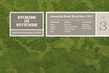Stories In Stitches 3: WWI & WW2 Knitting