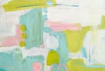 a r t • a b s t r a c t / • abstract art • modern art • contemporary art • colour palette • trend • canvas • artist • modern • art • color • painting • geometric • wall art • abstract • contemporary • inspiration • color palette • colour