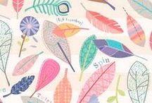 i l l u s t r a t i o n • n a t u r e / bugs • butterflies • birds • bees • snails • jungles • gardens • trees