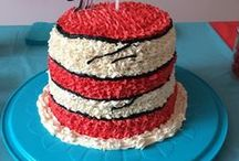 """""""Fabiana's Bakery"""" / This is a blog I created to share my baking and cooking.  http://www.fabianasbakery.com"""