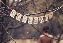 month and season covers / by Rita Bedritis