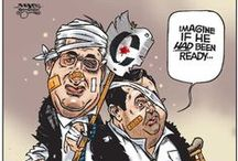 Malcolm Mayes Cartoons / Check out the archive of the Edmonton Journal's editorial cartoons.